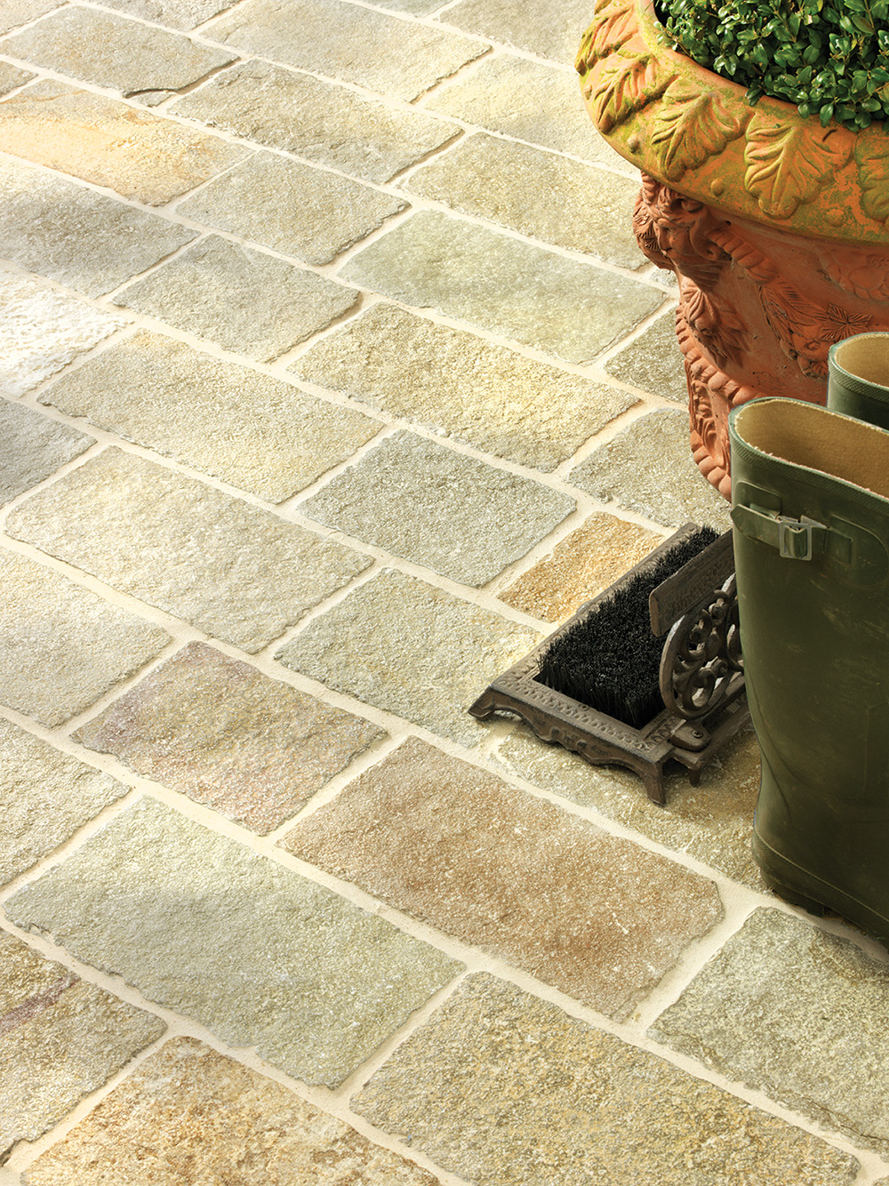 Caring for stone: Your guide to maximising the life of your floor