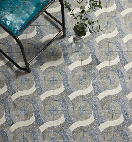Introducing our Terrazzo Tiles