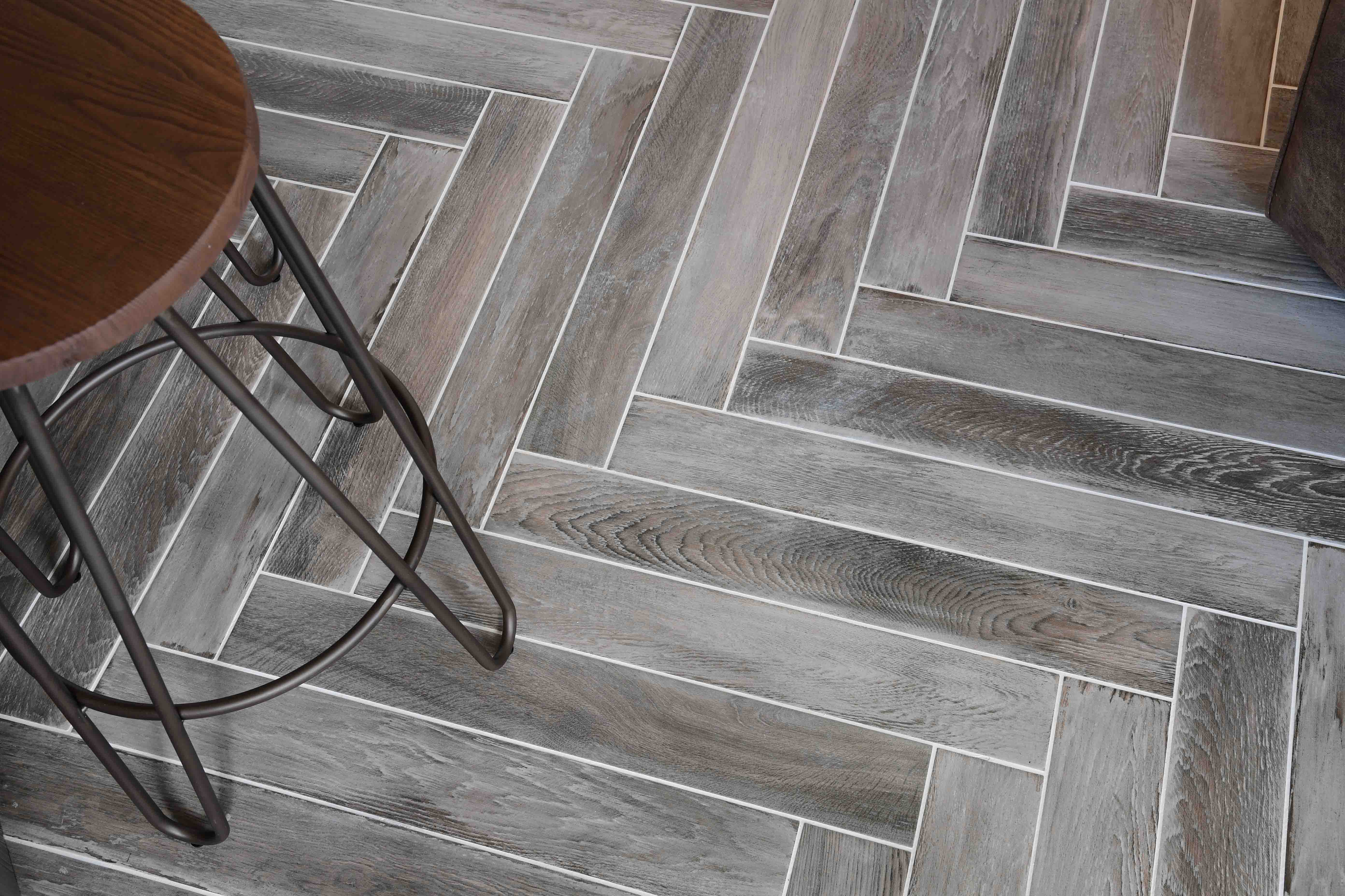 Why would you choose a wood effect porcelain