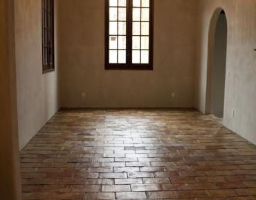 The story of a reclaimed terracotta tile