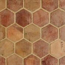Antique Lubelska Hexagons