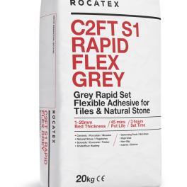Flexible Adhesive Grey Rapidset
